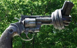 Все виды огнестрельного оружия — список с названиями и фото
