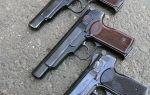 Травматический пистолет Стечкина — характеристики и конструкция