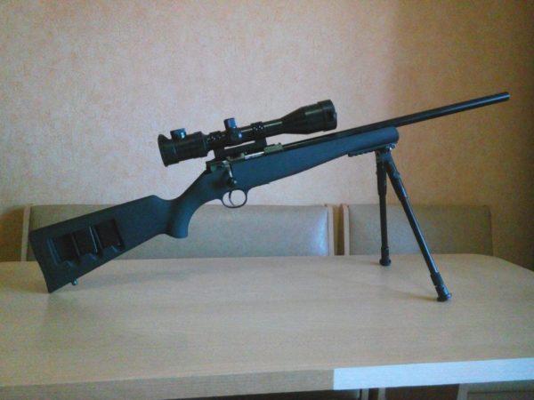 Карабин СМ-2КО