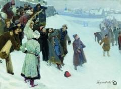 Кулачный бой и его история от Ивана Грозного до наших дней, подробное видео