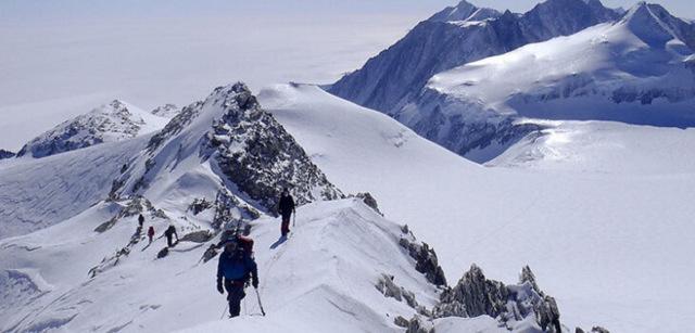Самая высокая вершина земли: географические координаты горы Эверест
