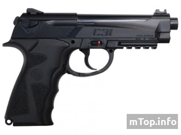 Топ-5 пневматических пистолетов для самообороны