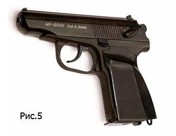 Какой пневматический пистолет лучше