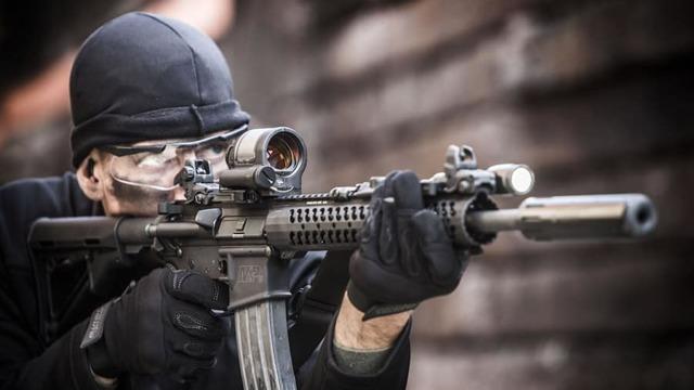 Коллиматорные прицелы: охотничьего оружия, ружей, на гризонталку, какой выбрать, колиматор, пристрелка, установка, оптика