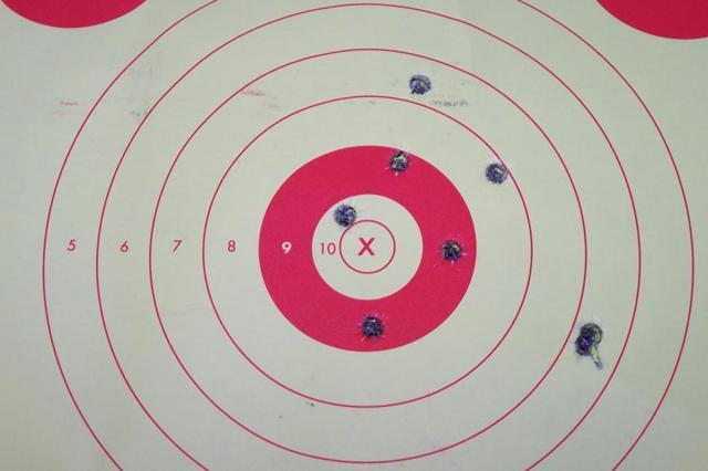 Как пристрелять пневматическую винтовку с оптикой и без