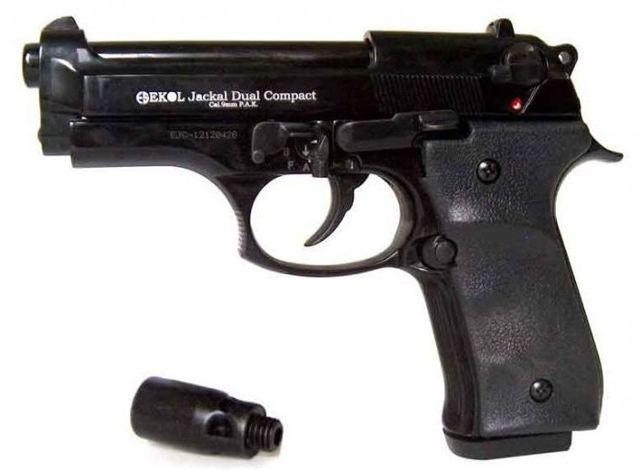Газовый пистолет для самообороны: как работает, принцип действия и чем стреляет
