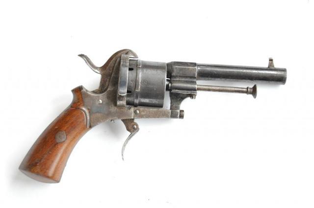 Что такое револьвер системы Нагана - подробный обзор