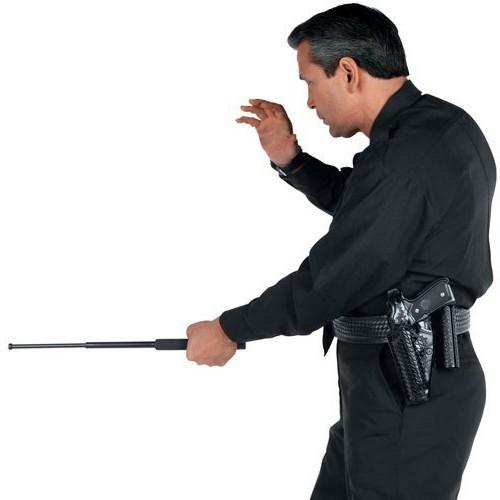 Запрещена или нет телескопическая дубинка для самообороны