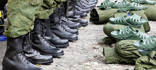 Возьмут ли в армию с плоскостопием
