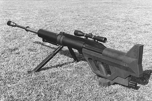 Все виды огнестрельного оружия - список с названиями и фото