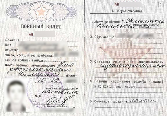 Белый билет в армии: что это такое, как его получить, плюсы и минусы